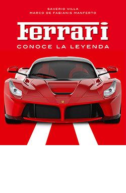Ferrari conoce la leyenda