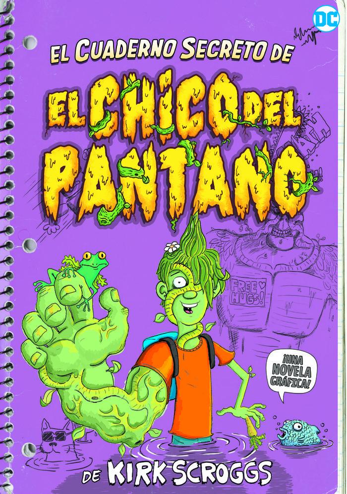 Cuaderno secreto del chico del pantano,el