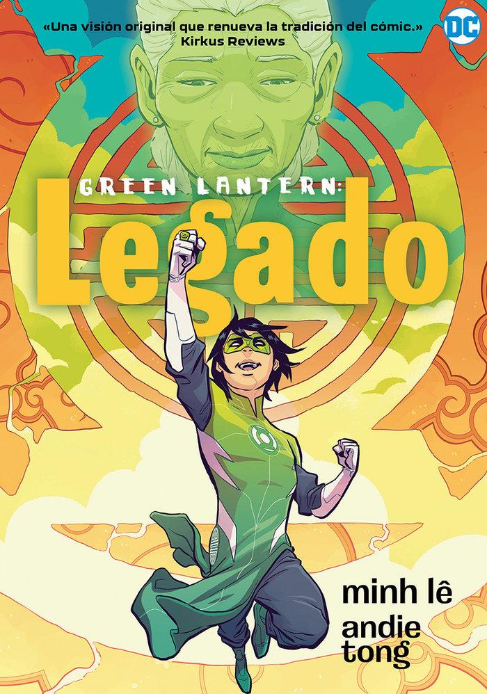 Green lantern legado