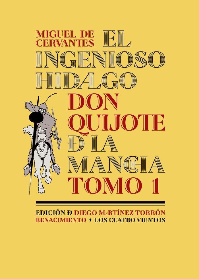 Ingenioso hidalgo don quijote de la mancha,el 2vol.