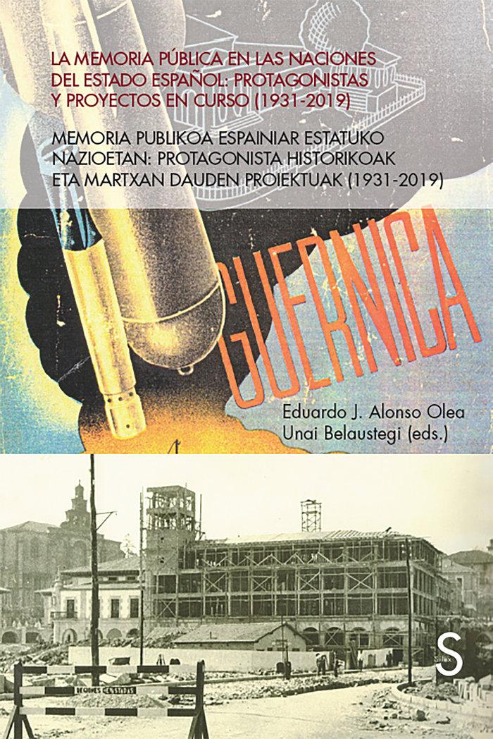 La memoria publica en las naciones del estado español