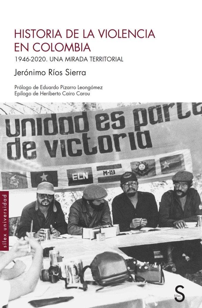 Historia de la violencia en colombia