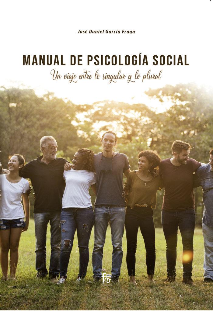Manual de psicologia social