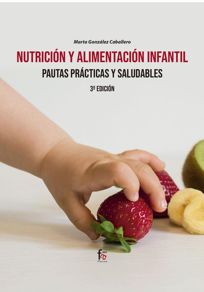 Nutricion y alimentacion infantil