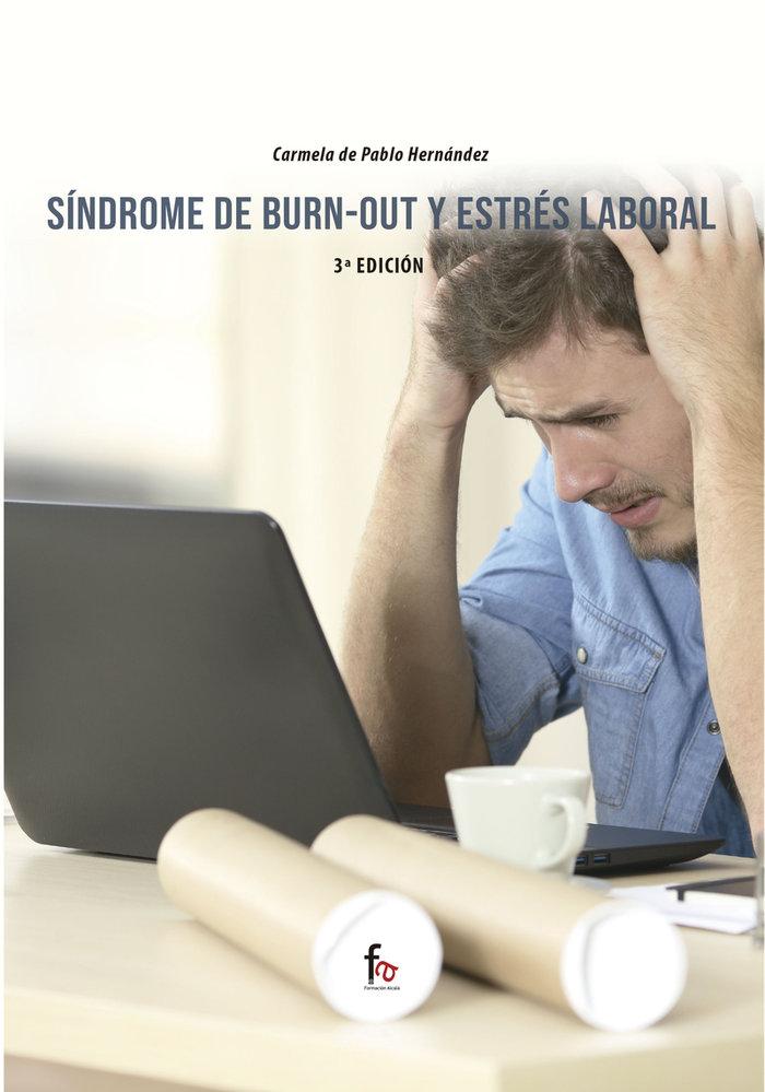 Sindrome de burn out y estres laboral 3ªed