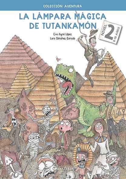 La lampara magica de tutankamon 2