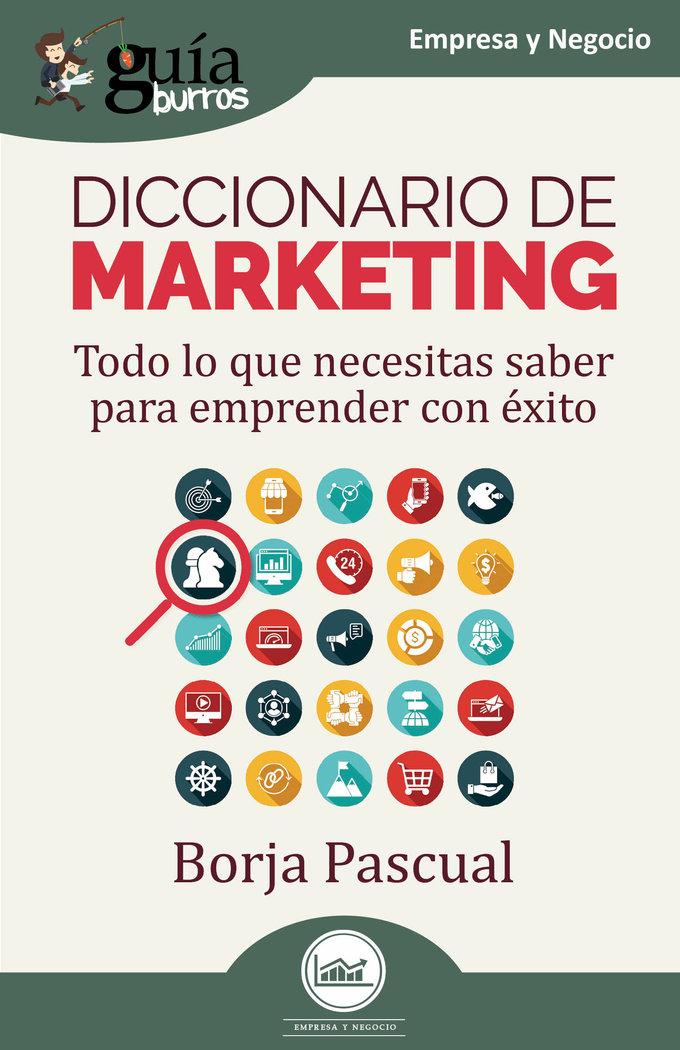 Guiaburros diccionario de marketing