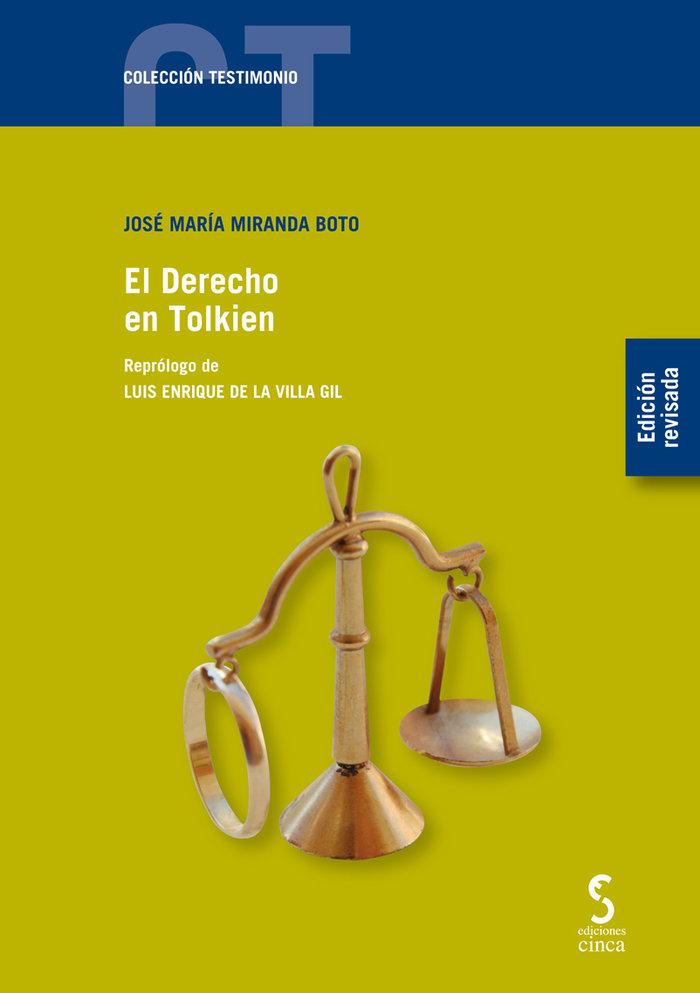 Derecho en tolkien,el edicion revisada