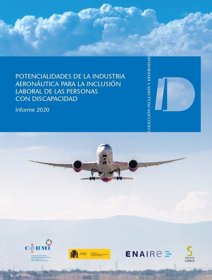 Potencialidades de la industria aeronautica para la inclusi