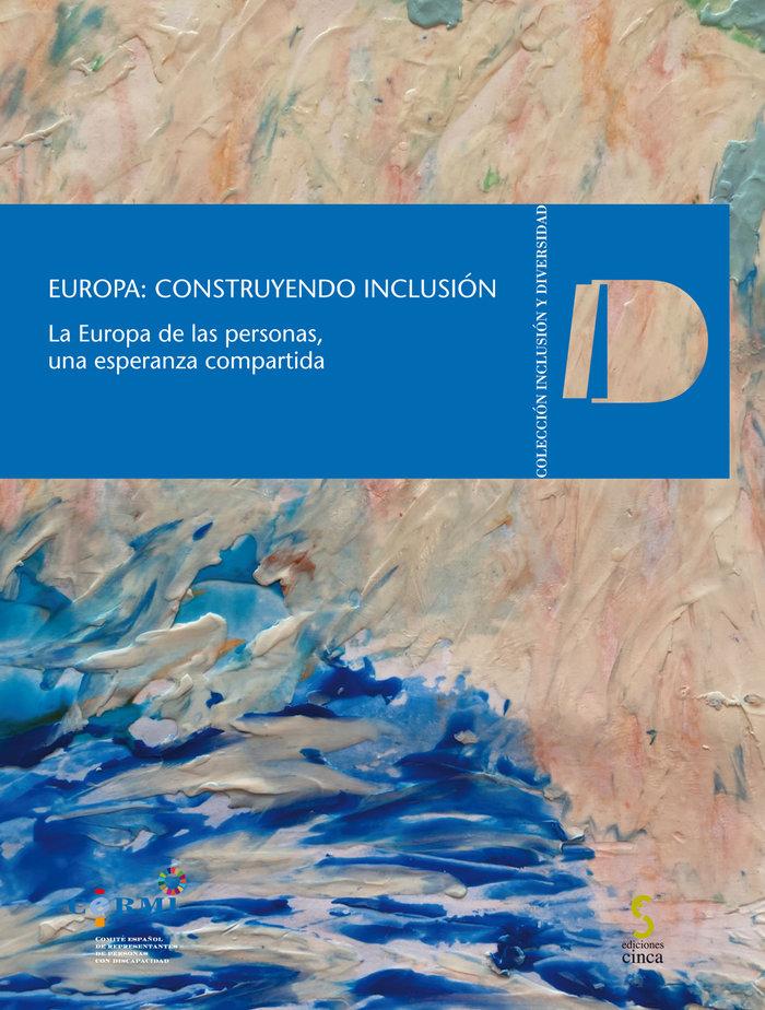 Europa construyendo inclusion
