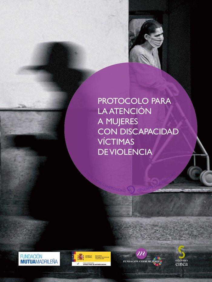 Protocolo para la atencion a mujeres con discapacidad victi
