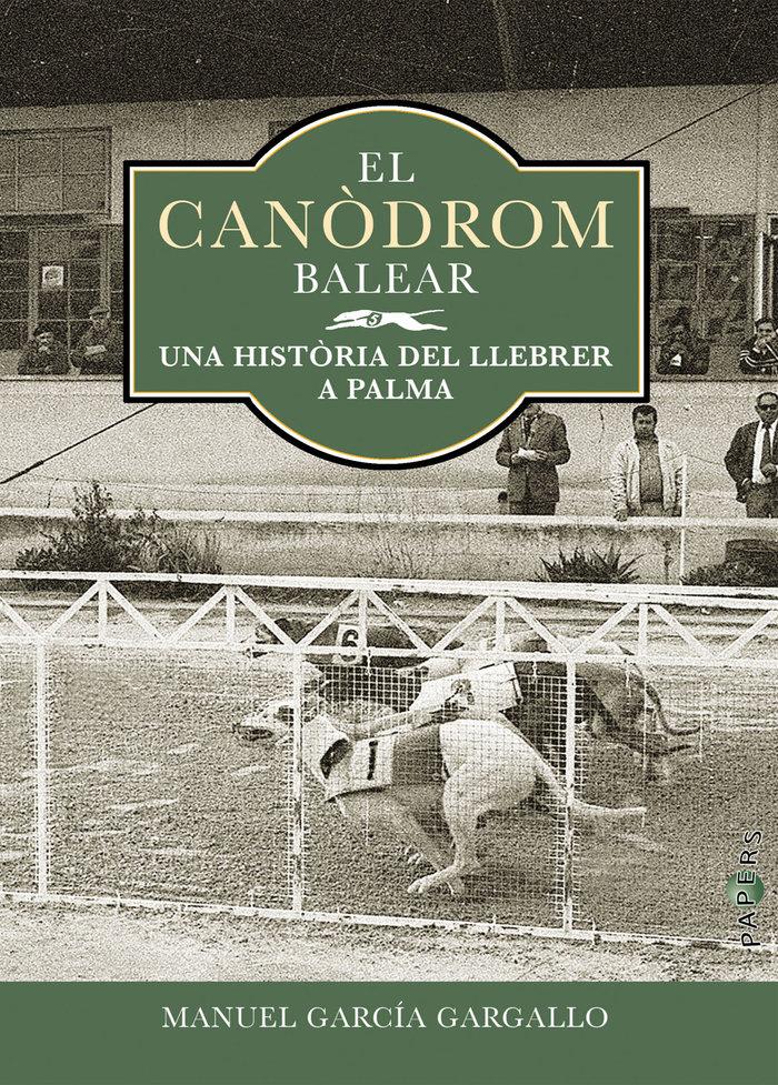 El canodrom balear