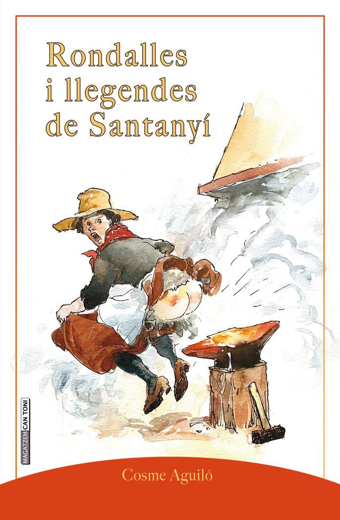 Rondalles i llegendes de santanyi