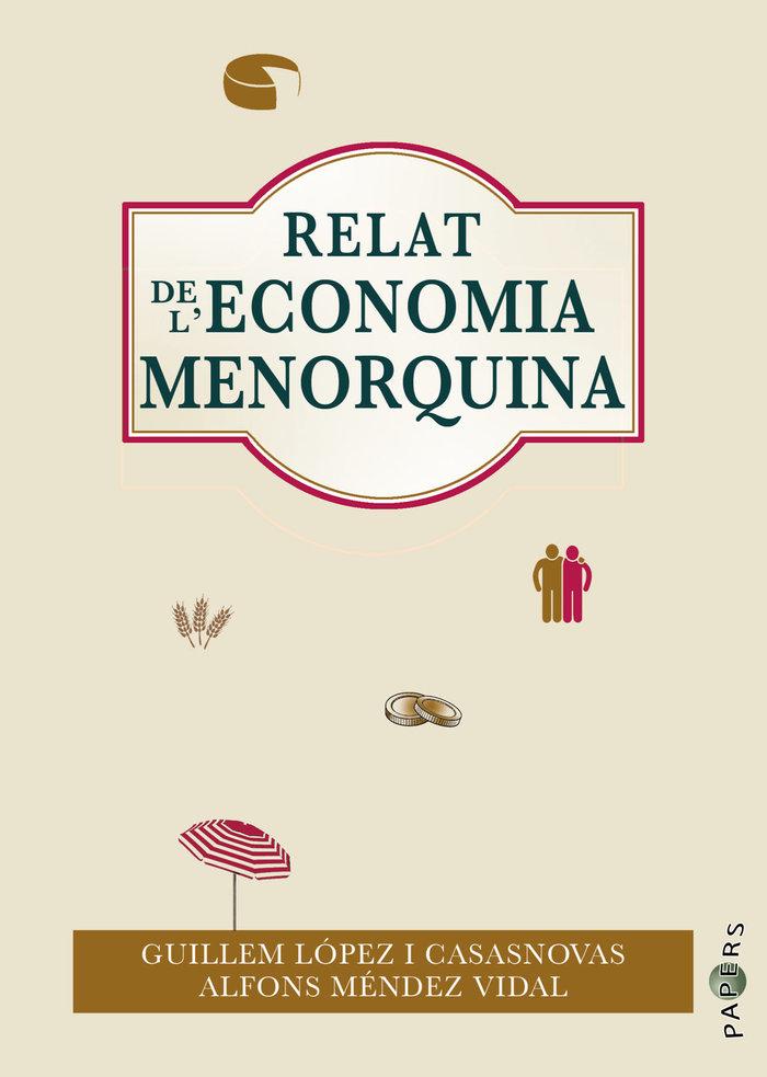 Relat de l'2019 economia menorquina