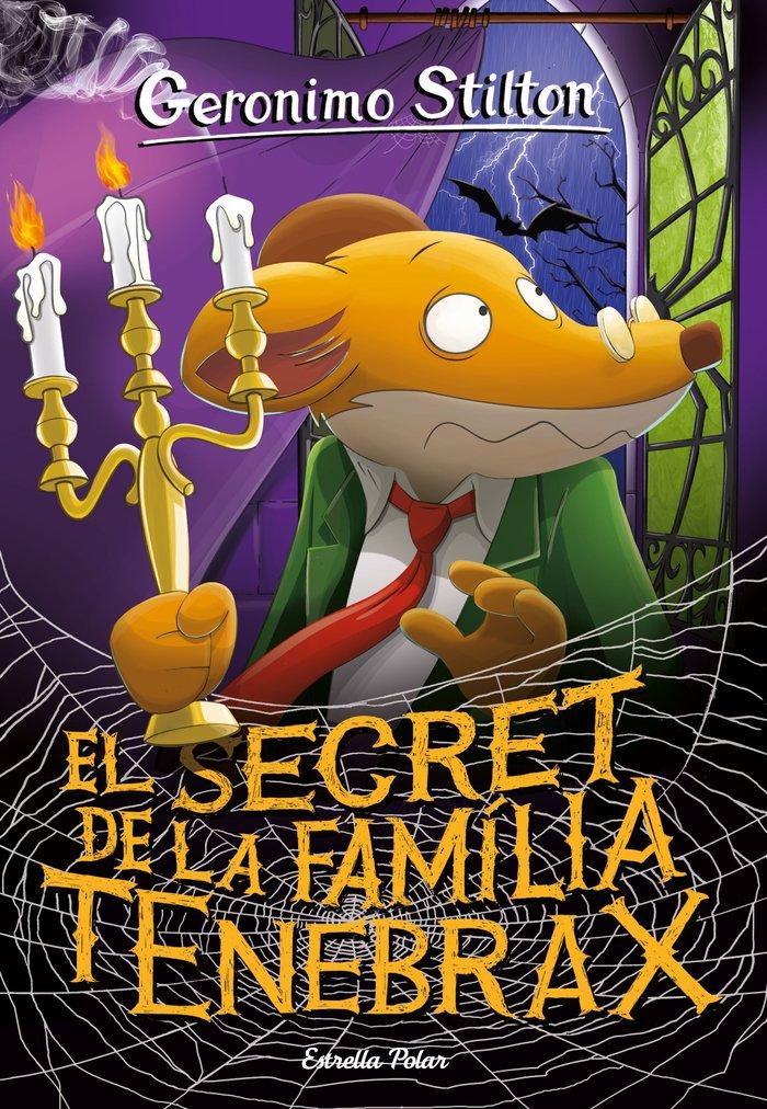 Secret de la familia tenebrax,el catalan
