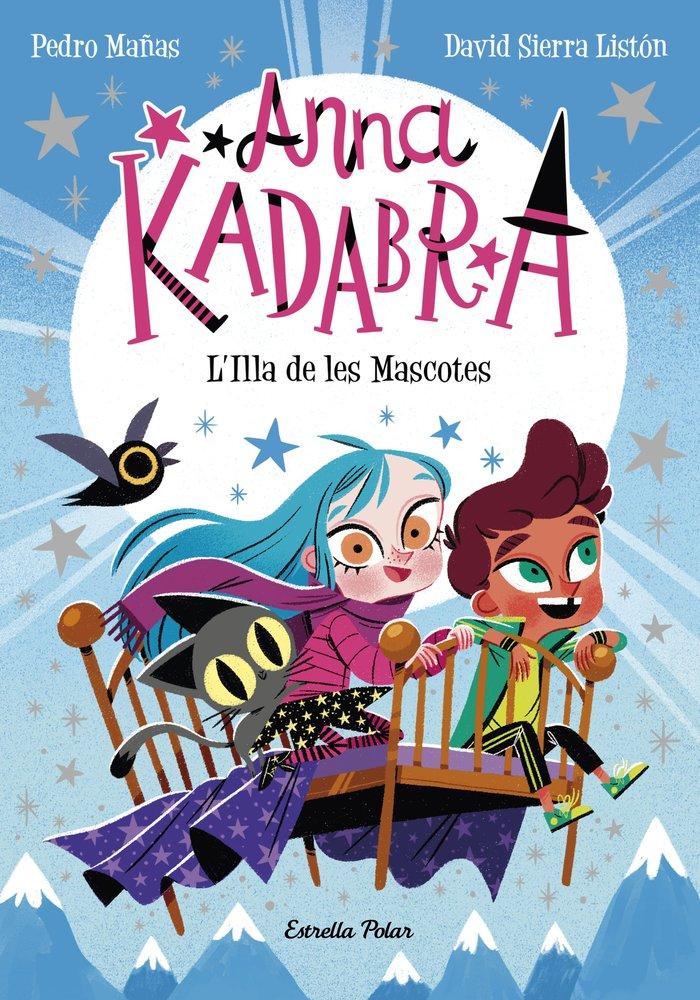 Anna kadabra 5 lilla de les mascotes catal