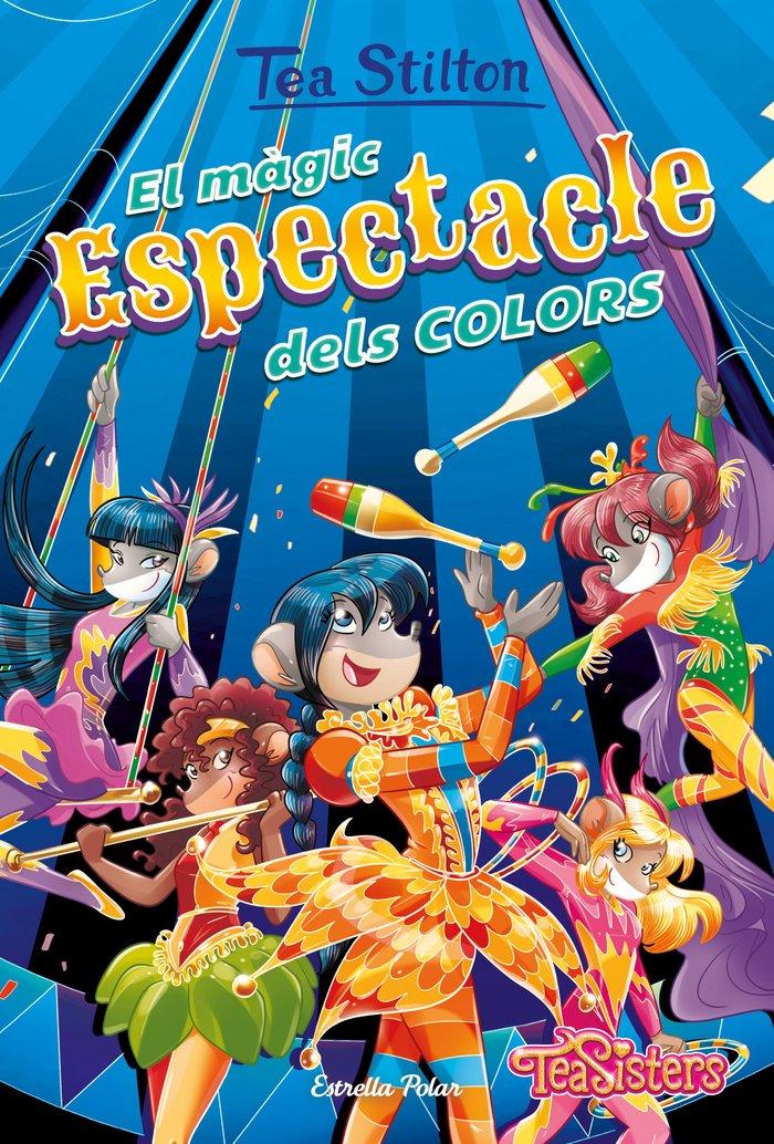 El magic espectacle dels colors