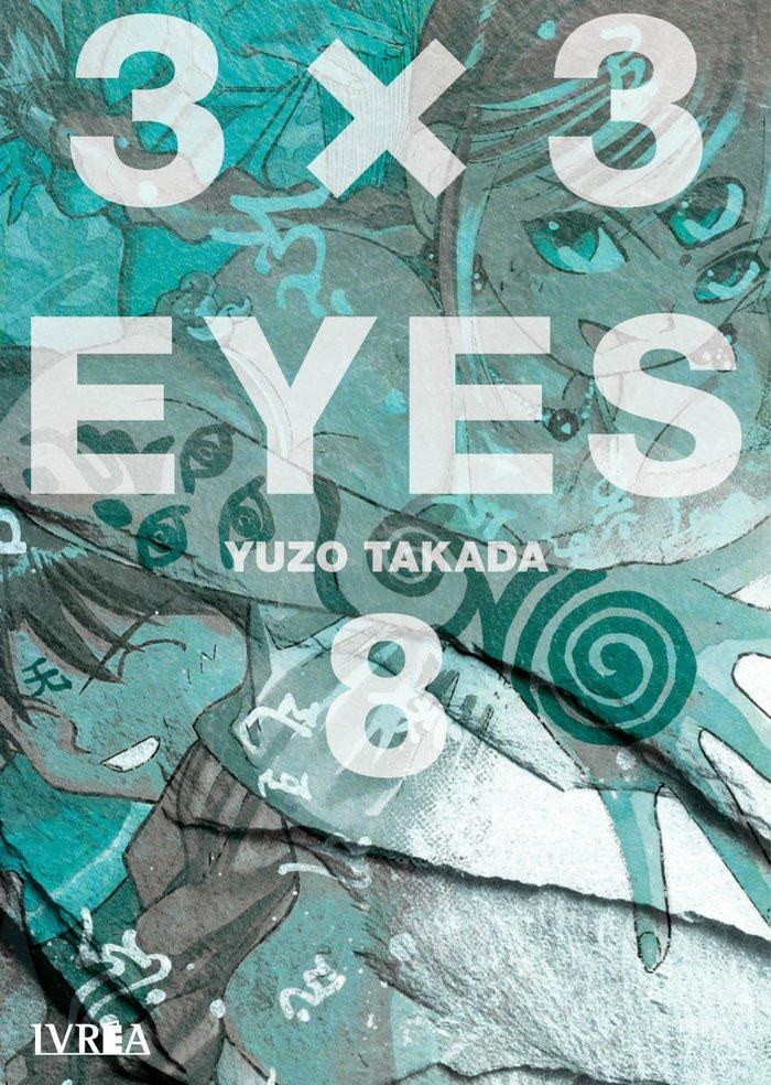 3x3 eyes 8
