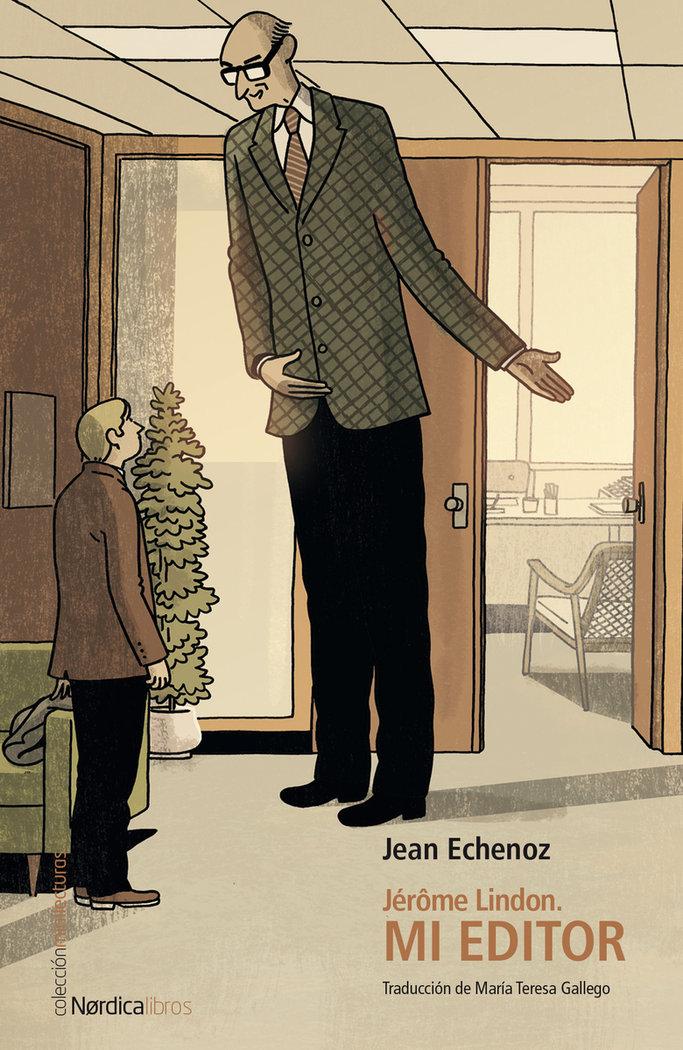 Jerome lindon el autor y su editor