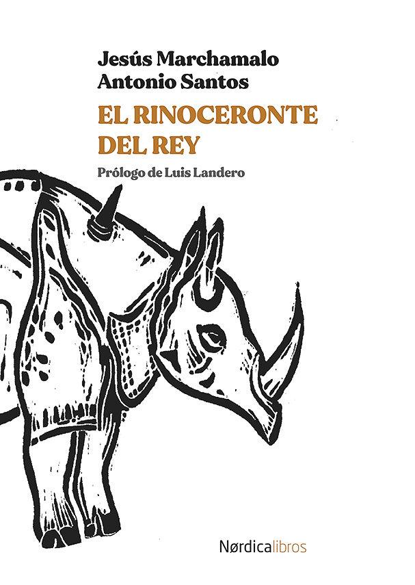 Rinoceronte del rey,el