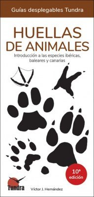 Huellas animales guias desplegables