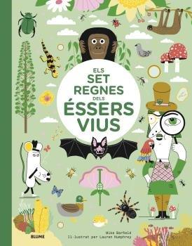 Els set regnes dels essers vius catalan