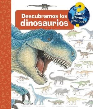 Que descubramos los dinosaurios 2021