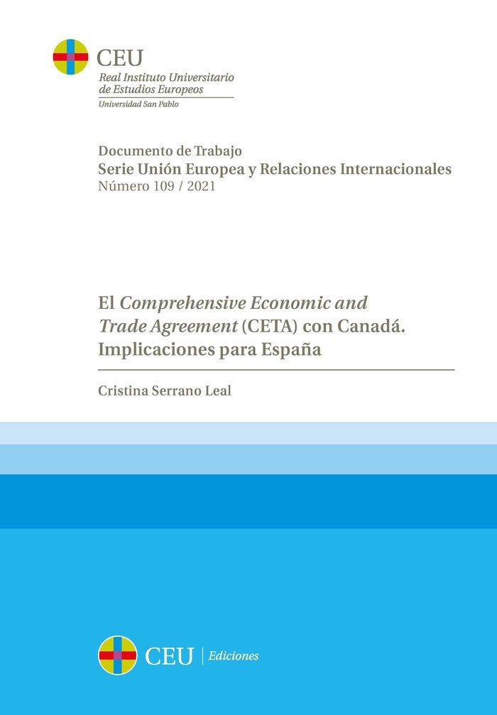 El comprehensive economic and trade agreement (ceta) con can