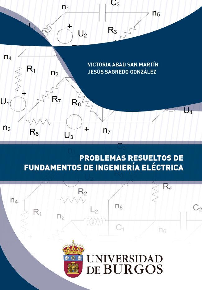 Problemas resueltos de fundamentos de ingenieria electrica