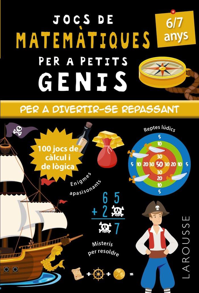 Jocs matematiques per petits genis 6 catal