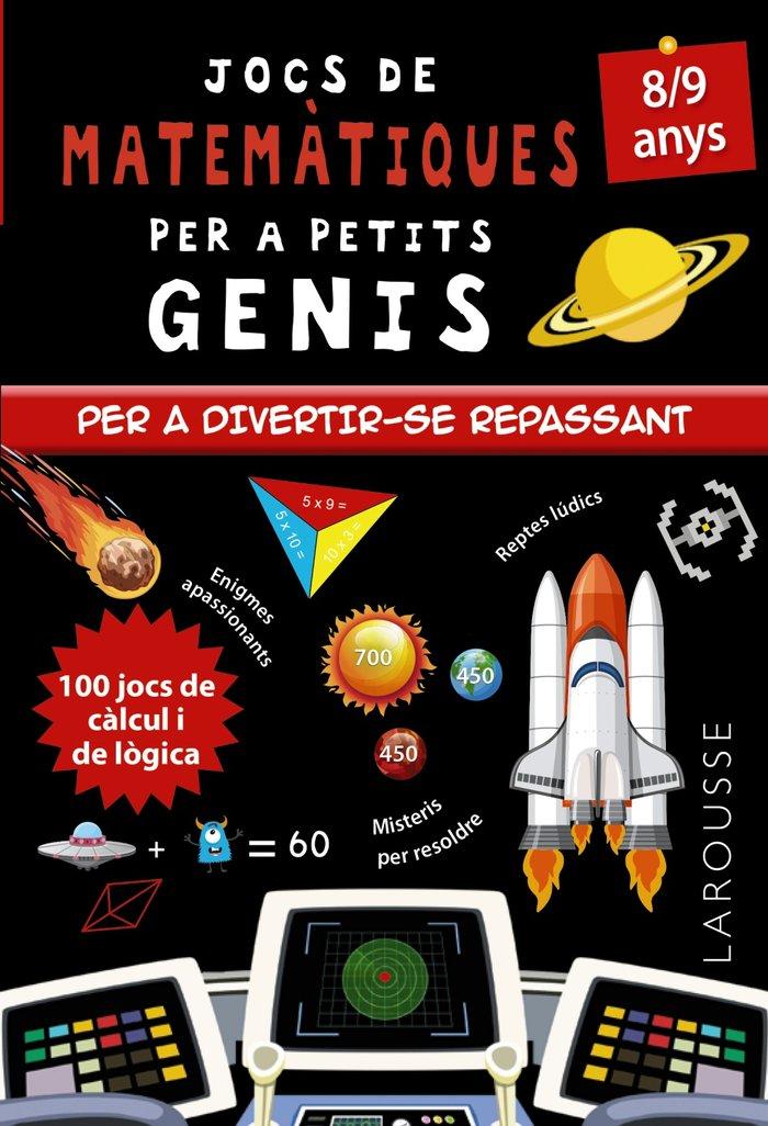 Jocs matematiques per petits genis 8 catal