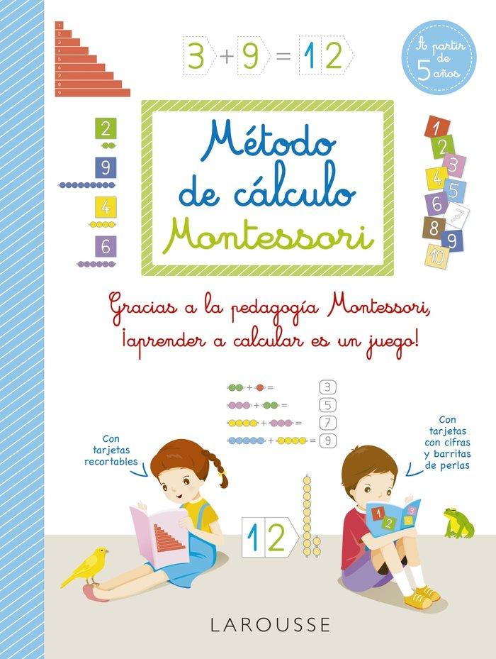 Metodo de calculo montessori