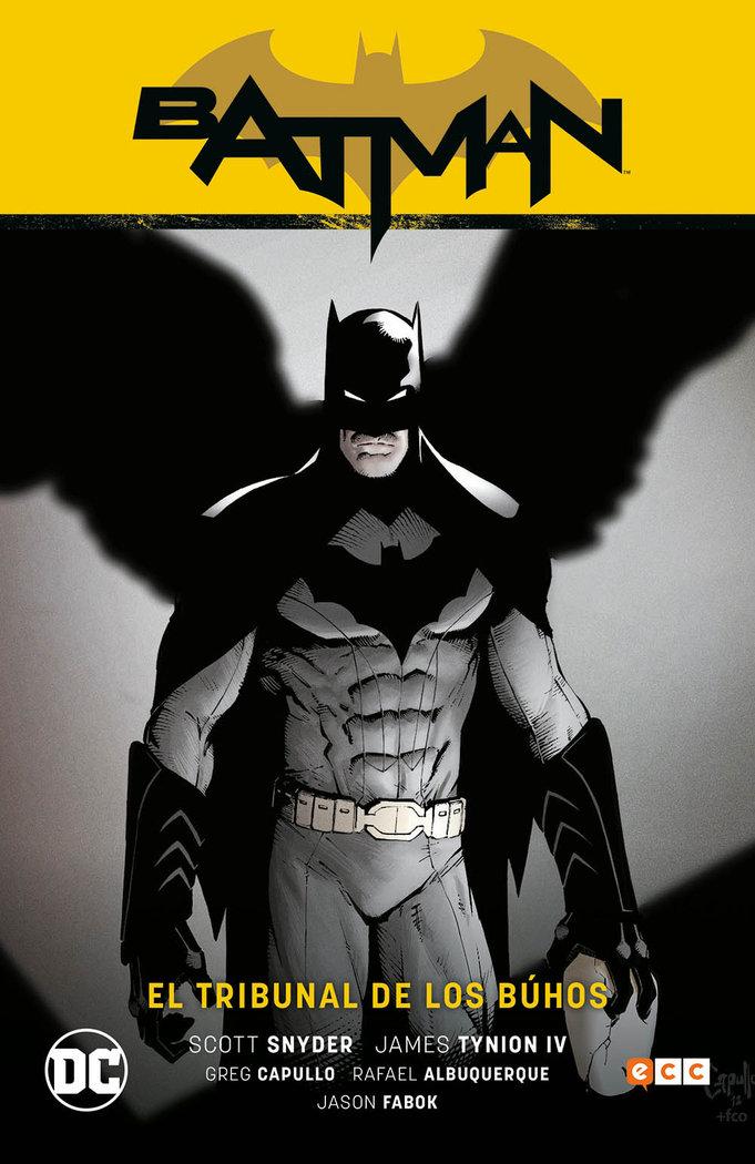 Batman 1 el tribunal de los buhos batman saga
