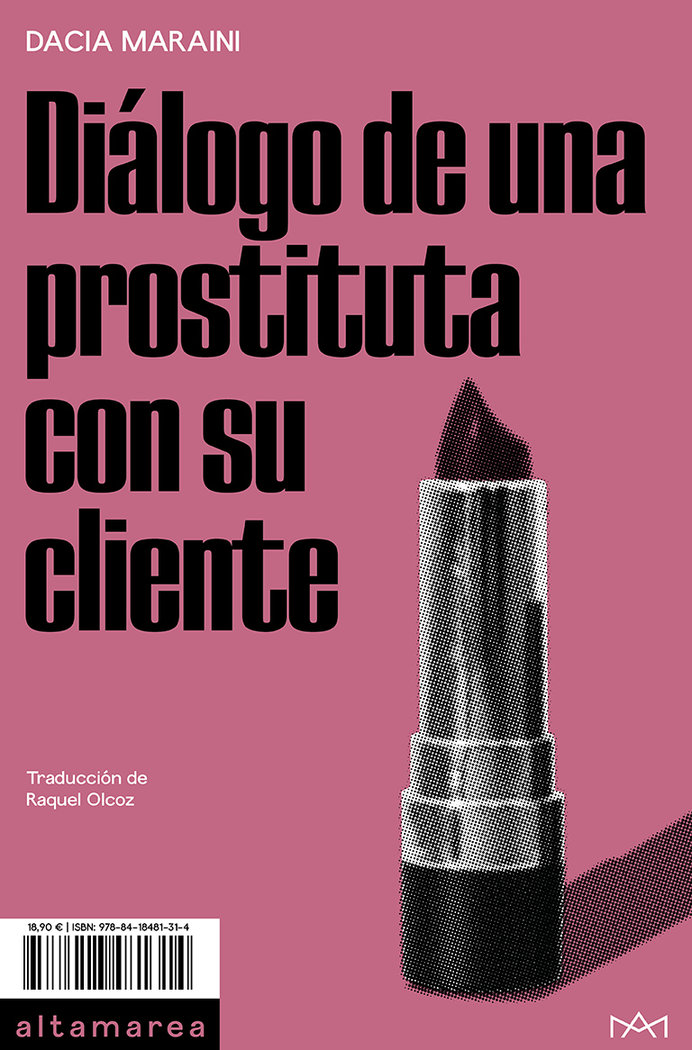 Dialogo de una prostituta con su cliente