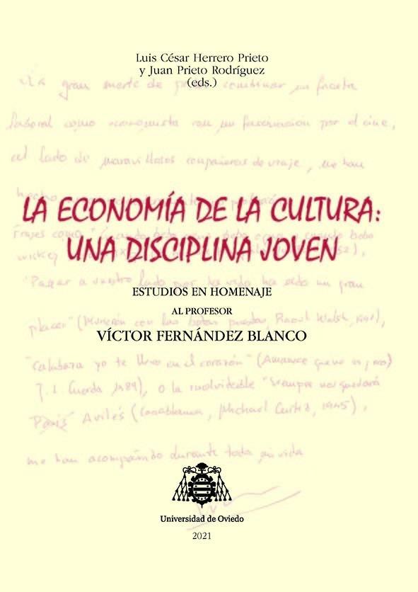 La economia de la cultura una disciplina