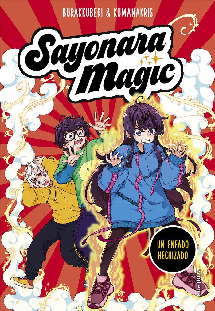 Sayonara magic 4 un enfado hechizado sayon