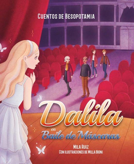 Dalila en el baile de mascaras