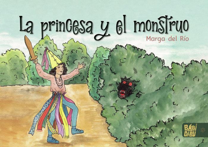 Princesa y el monstruo,la