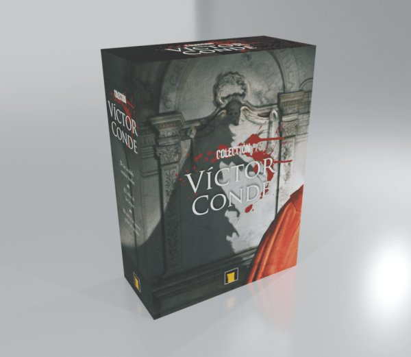 Estuche coleccion victor conde edicion limitada