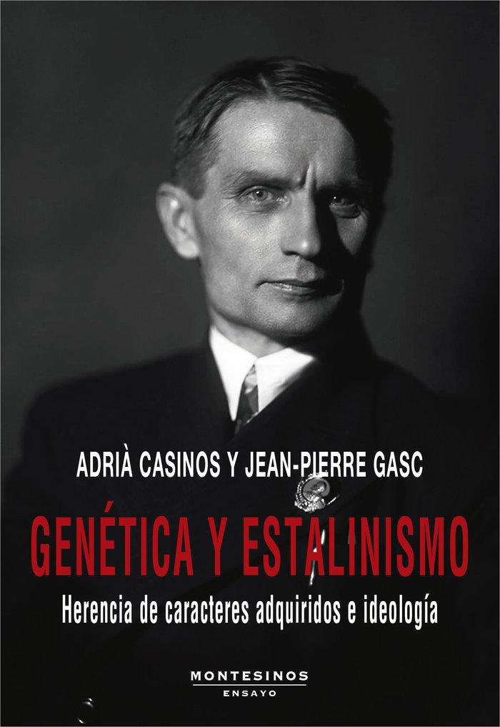 Genetica y estalinismo
