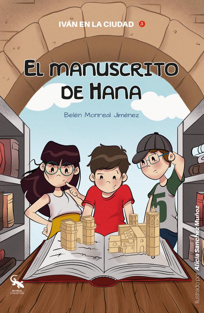 Ivan en la ciudad 5 el manuscrito de hana