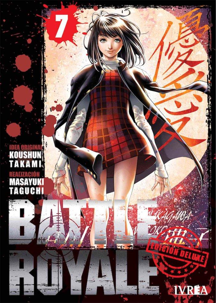 Battle royale deluxe 7