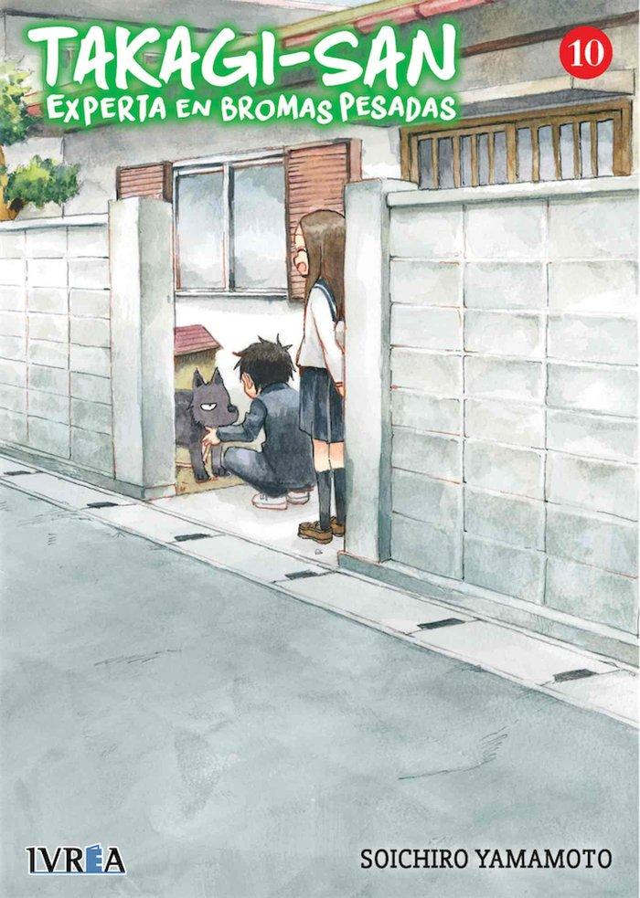 Takagi san experta en bromas pesadas 10
