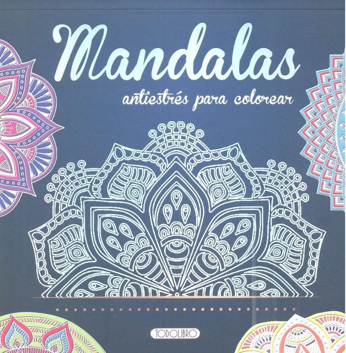 Mandalas antiestres para colorear 2