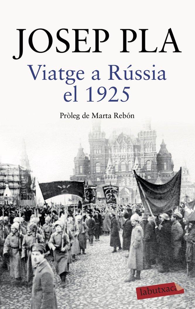 Viatge a russia el 1925