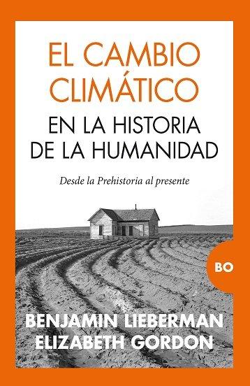 Cambio climatico en la historia de la humanidad,el