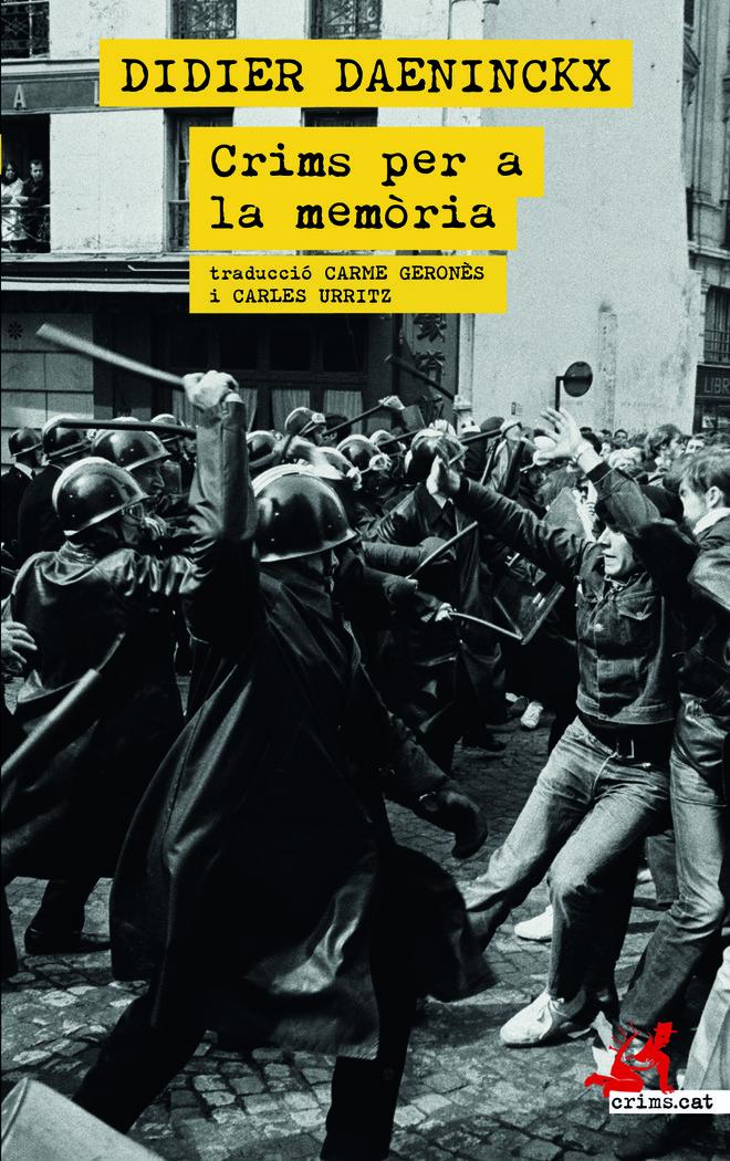 Crims per la memoria catalan