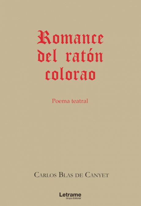 Romance del raton colorao