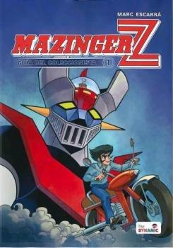 Mazinger z guia del coleccionista 1