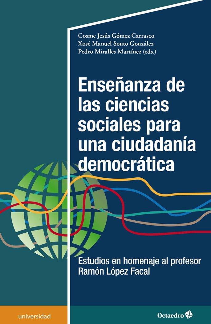 Enseñanza de las ciencias sociales para una ciudadania democ